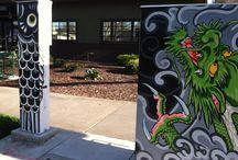 Garage Mural Ideas