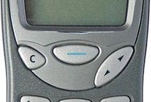 Mobilní telefony Terka