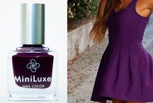 2014 New Nail Color Collection / MiniLuxes' new nail color collection available spring 2014