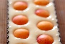 gâteaux abricots