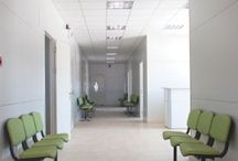 SOCIAL BUILDINGS / SOSYAL YAPILAR / Our company also design and manufacture modular social buildings such as clinic, school, mosque, management office etc.