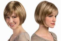 Chanel  corte cabelo