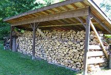 New Wood Shed