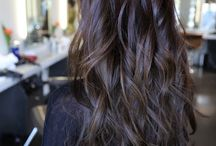 Hairstyles / Long layers