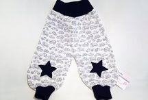 Babybekleidung / Super süße Sommerhose, Pumphose