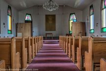 For the Masses / Exploration of a vacant church in Ontario