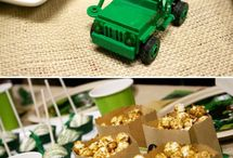Army Party Ideas / by Sassy Sisters