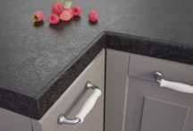 GetaLit 2017 Range / European flair and German precision craft combine in an impressive selection of thirty-five stunning décors across a versatile range of worktops and breakfast bars. Available in a stylish rounded bullnose profile or in a contemporary square edged finish, these worktops are available in five widths all with an exceptional 4.1m length making GetaLit the perfect choice for your kitchen.