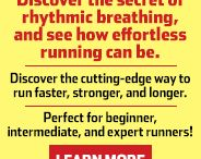 Learn to love the Run / Pins about running