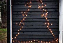 Jardin de Noël / Noel c'est aussi l'occasion de faire un beau cadeau à son jardin.