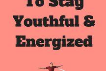 Staying youthful