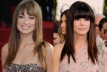 B A N G S  / HAIR ~Fringe Benefits  / by denise @ dsharpestyle.com