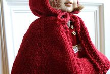 Knitted Doll Clothes