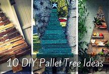 Pallet Trees