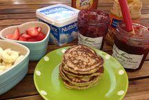 Kid-friendly Vegetarian Breakfast Ideas / Vegetarian breakfast ideas for kids
