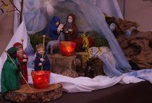 Seizoenstafel Kerstmis