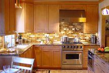 Kitchens and Bars