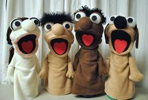 Puppets / by Didi