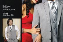 Tuxedo Rental by RJS / We have added several new styles of Tuxedos and several new colors for the vest and tie for prom 2014, making our collection of Prom Tuxedos still the biggest in Nashville for Prom 2014.