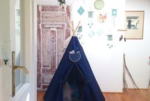 Denim Teepee
