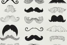 Mostly moustache