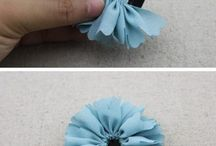 Craft ideas {fabric}