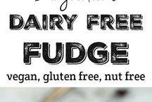 Dairy free baking