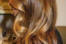 Hair Styles / Elegant and fun hair.