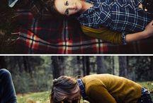 Autumn Engagement Shoot / Photoshoot