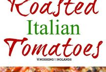birthday dinner / Main: Porcetta  Or Fillet steak Served with: New potatoes, roasted Italian tomatoes, garlic butter sautéed asparagus, creamed mushrooms