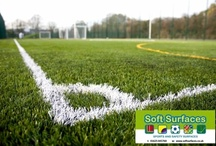All Weather Pitch Artificial Sports Surfaces