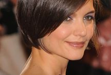 Short Wedged Bob Hair Haircuts / by Foy Joy