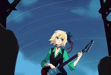 Kagamine Len & Rin ❤