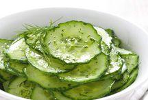 Komkommer / Thaise komkommer