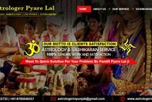 Astrologer In Punjab, India - +91-9780046357 - India / Astrologer in Punjab India Pt Pyare Lal tantrik pandit ji Also deals for love marriage and vashikaran he is specialist in astrology field and basically pandit from punjab India.