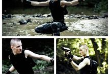My Tomb Raider cosplays / Me and my cosplay friends as Lara Croft & co.