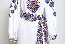 Folk costume (Народный Костюм) / Красивая, самобытная национальная одежда.
