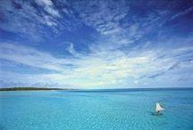 Beach Destinations / The most beautiful beach retreats and paradise islands aorund the world. Visit us at http://happywanderlust.com/travel/beach-holidays/