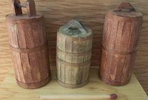 mini wine barrels