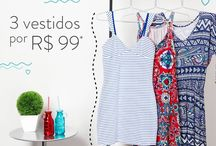 Vestidos / Inspirações em Look com vestidos para Primavera Verão 2018