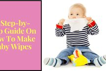 A Step-by-Step Guide On How To Make Baby Wipes