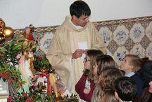 Acompanha o padre Hugo com a tua oração!  Agenda para hoje: 15:30h - Celebração exequial em Cogula. 18:30h - Reunião de direção da Fundação Nun'Álvares em Guarda, SIC.