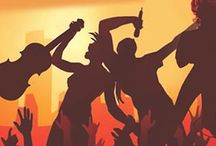 GALE REGALE -   THE DISCOTHEQUE / An ideal hangout for those belive in the 'work hard-party harder' lifestyle… so get ready tolet losse… let your body  sway and soul awing as you groove into the music!