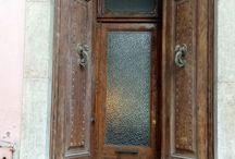 Doors / Fotos de puertas
