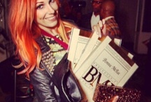 Appearances  / by Bonnie Mckee