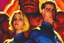 Fantastic Four. My First Super Heros