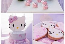 Hello kitty parties