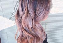 haircolor metallics
