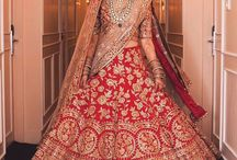 indian bridalwear