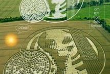 TO MUCH CROPS CIRCLES IS FAKE - COMPUTER BINARY CODE CREATED